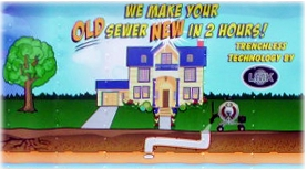 Sewer Repair Peoria Illinois IL