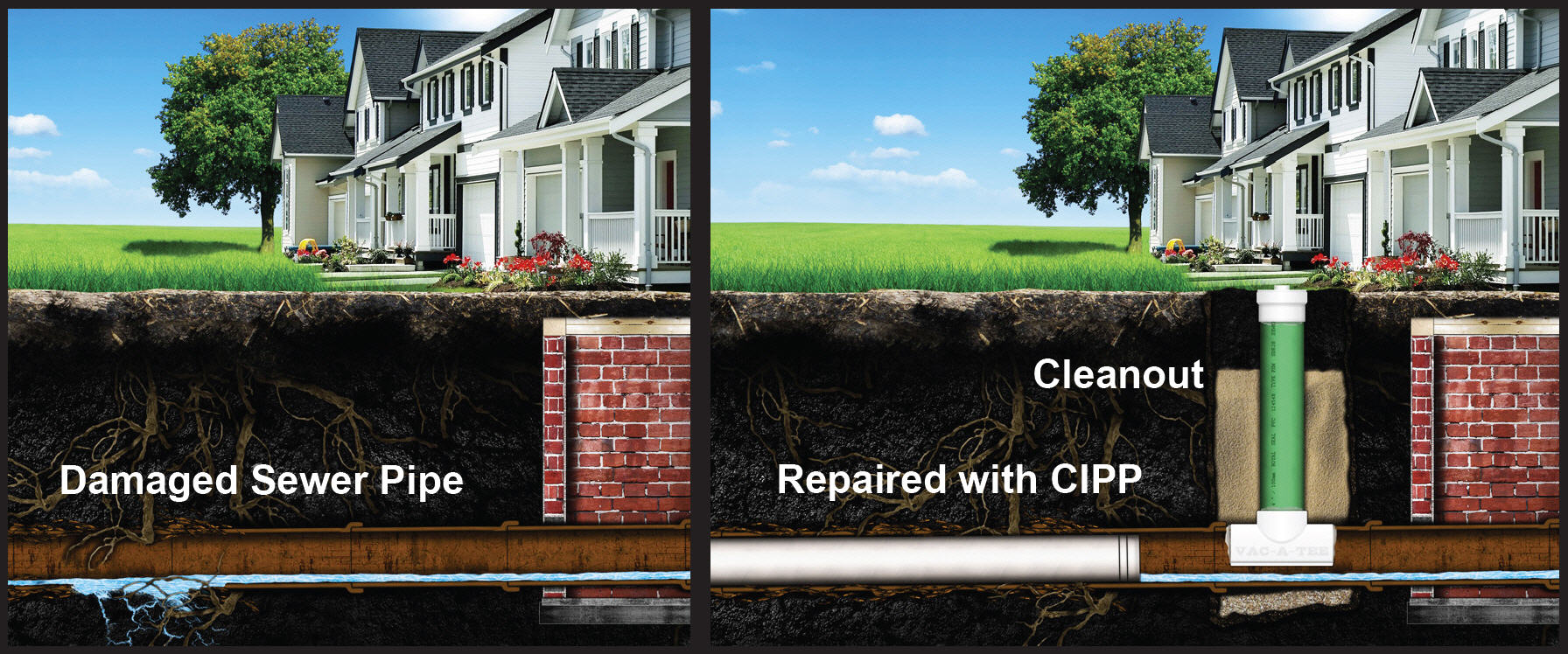No Dig Trenchless Sewer Repair Services Peoria Il